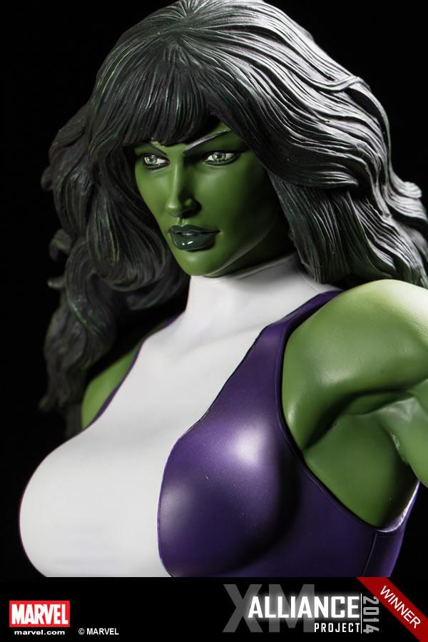 Premium Collectibles : She Hulk XM-she-hulk-premium-02
