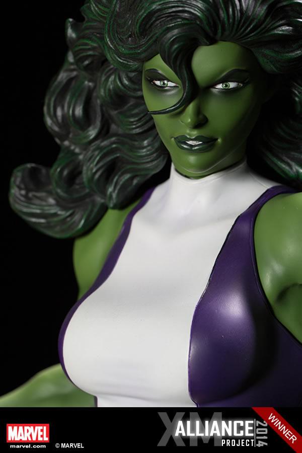 Premium Collectibles : She Hulk XM-she-hulk-premium-03