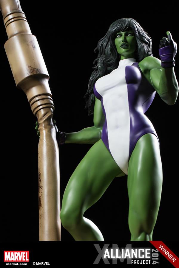 Premium Collectibles : She Hulk XM-she-hulk-premium-04