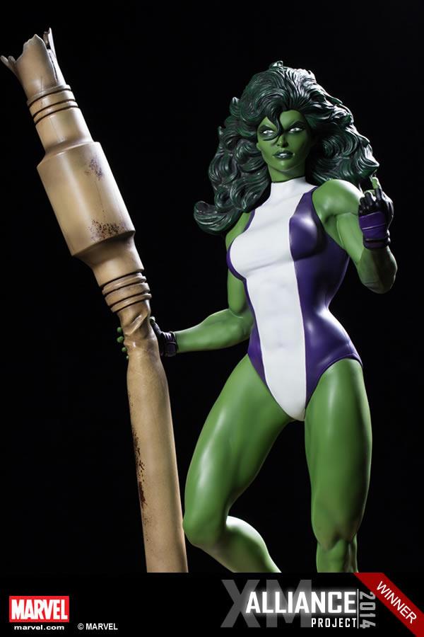 Premium Collectibles : She Hulk XM-she-hulk-premium-06