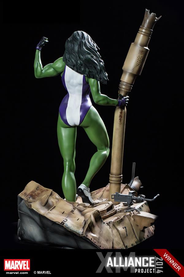 Premium Collectibles : She Hulk XM-she-hulk-premium-07
