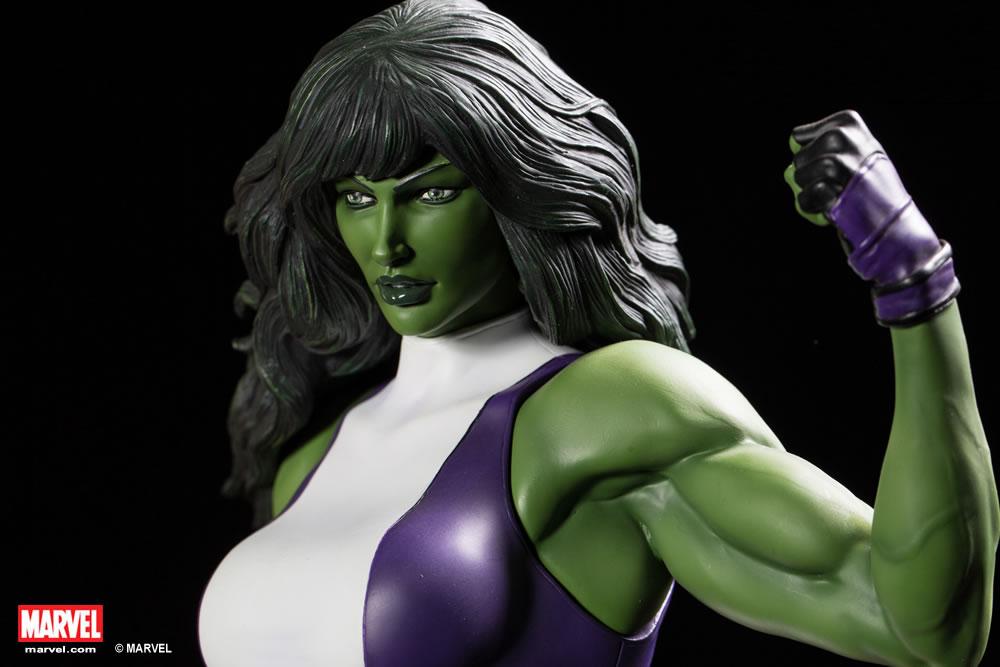 Premium Collectibles : She Hulk XM-she-hulk-premium-10
