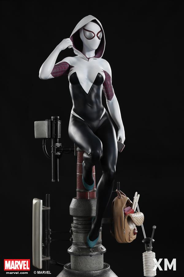 Premium Collectibles : Spider-Gwen XM-spider-gwen-premium-08