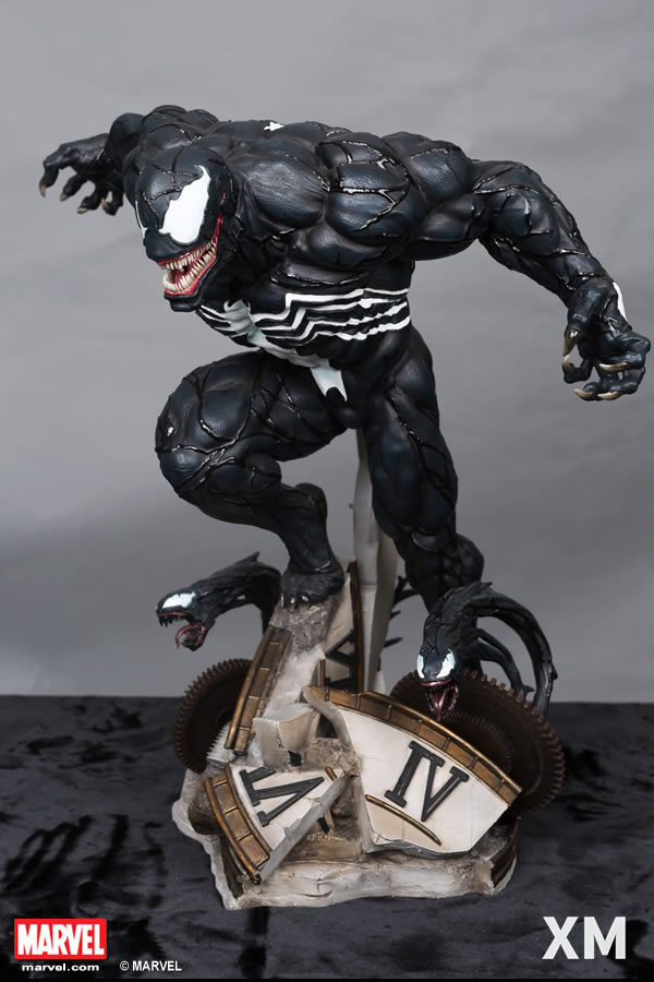 Premium Collectibles : Venom - Comics Version XM-vemom-premium-02