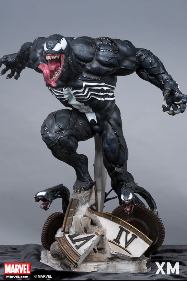 Premium Collectibles : Venom - Comics Version XM-vemom-premium-04