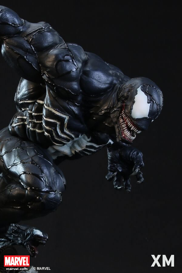 Premium Collectibles : Venom - Comics Version XM-vemom-premium-06
