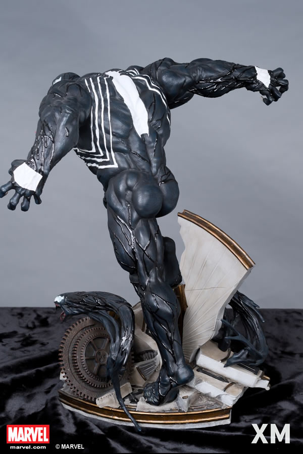 Premium Collectibles : Venom - Comics Version XM-vemom-premium-08