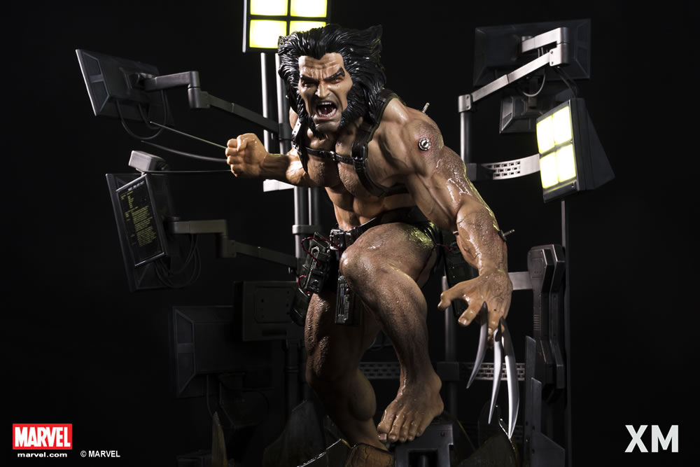 Premium Collectibles : Weapon X XM-weapon-x-premium-10