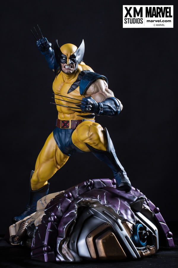 Premium Collectibles : Wolverine - Comics Version XM-wolverine-premium-01