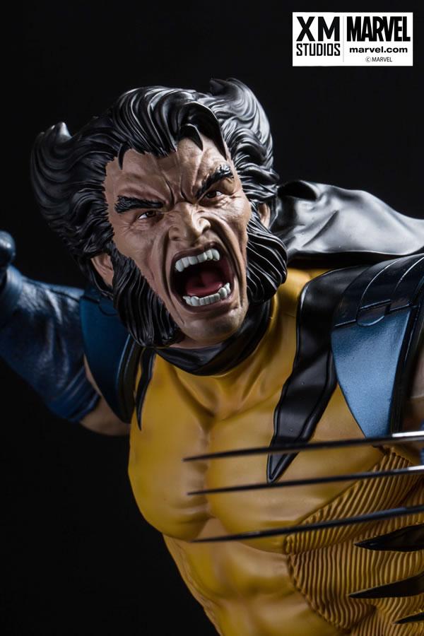 Premium Collectibles : Wolverine - Comics Version XM-wolverine-premium-02