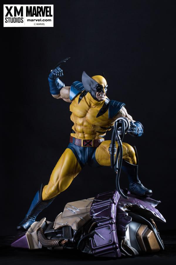 Premium Collectibles : Wolverine - Comics Version XM-wolverine-premium-03