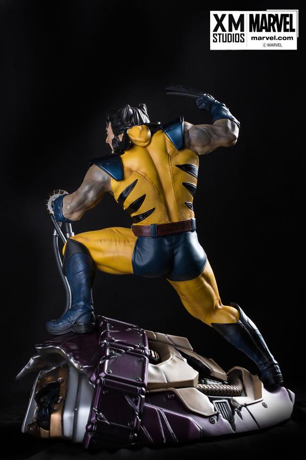 Premium Collectibles : Wolverine - Comics Version XM-wolverine-premium-05