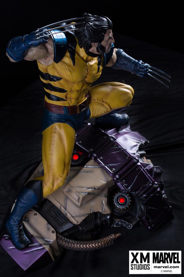 Premium Collectibles : Wolverine - Comics Version XM-wolverine-premium-06