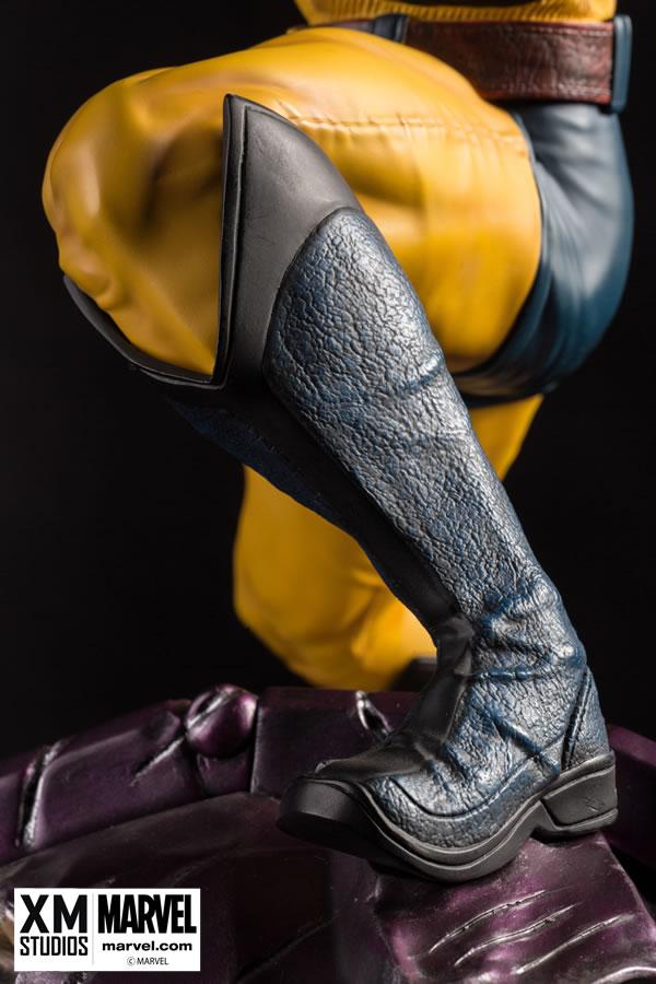 Premium Collectibles : Wolverine - Comics Version XM-wolverine-premium-07