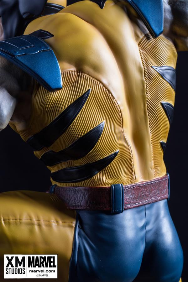 Premium Collectibles : Wolverine - Comics Version XM-wolverine-premium-08