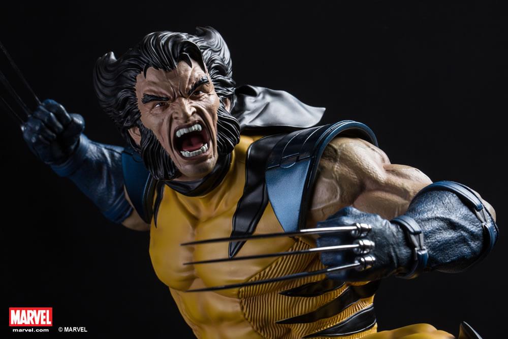 Premium Collectibles : Wolverine - Comics Version XM-wolverine-premium-11