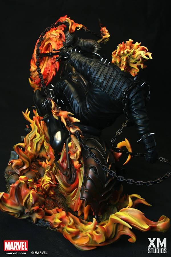 Premium Collectibles : Ghost Rider XMSTUDIOS_GHOSTRIDER_2