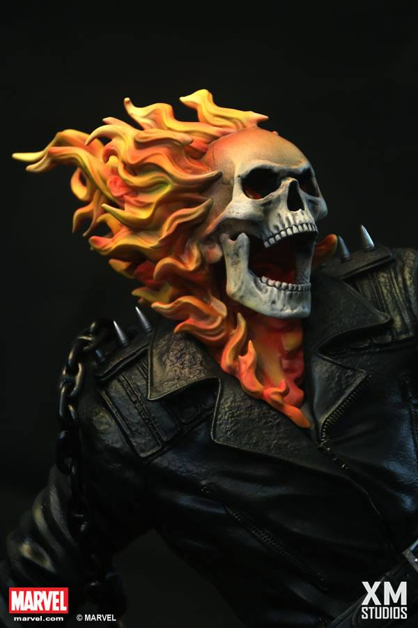 Premium Collectibles : Ghost Rider XMSTUDIOS_GHOSTRIDER_3