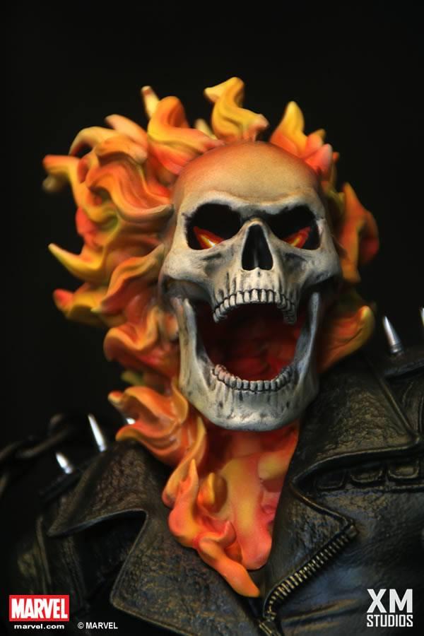 Premium Collectibles : Ghost Rider XMSTUDIOS_GHOSTRIDER_4