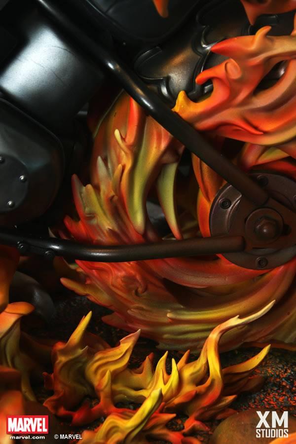 Premium Collectibles : Ghost Rider XMSTUDIOS_GHOSTRIDER_6