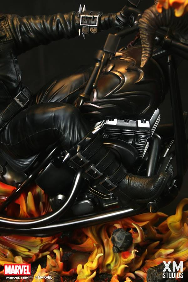 Premium Collectibles : Ghost Rider XMSTUDIOS_GHOSTRIDER_8