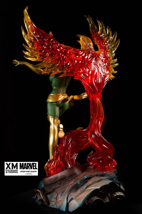 Premium Collectibles : Jean Grey - Phoenix  Xm-Phoenix-premium-03