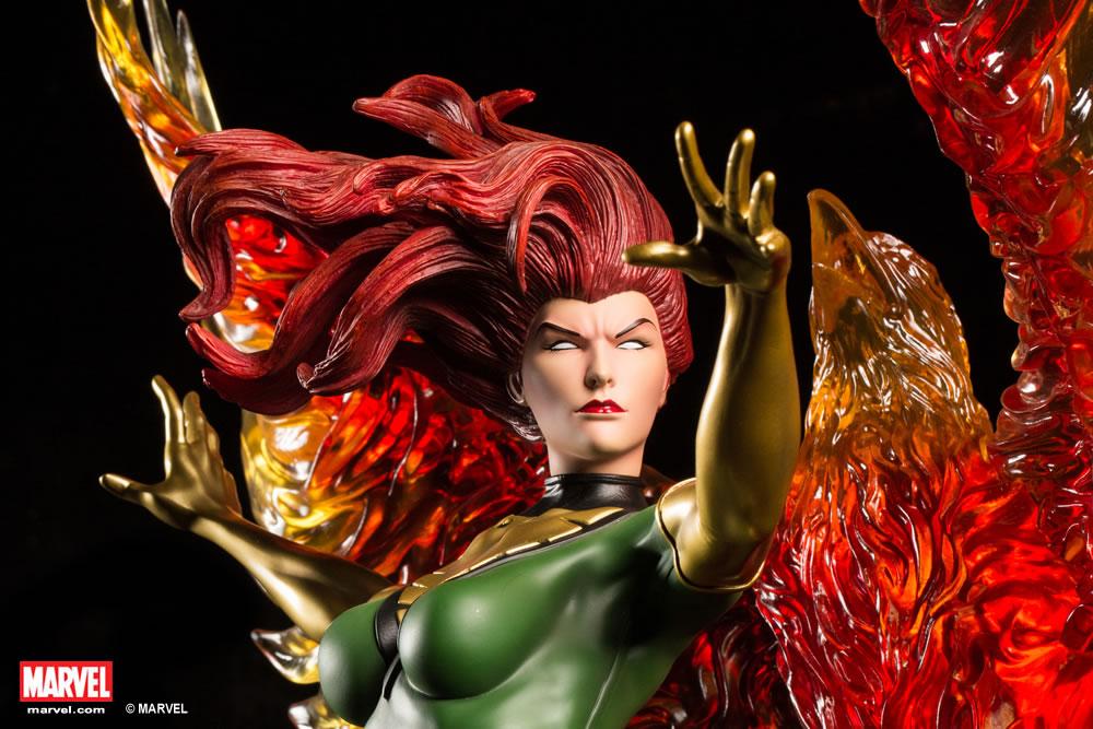 Premium Collectibles : Jean Grey - Phoenix  Xm-Phoenix-premium-11