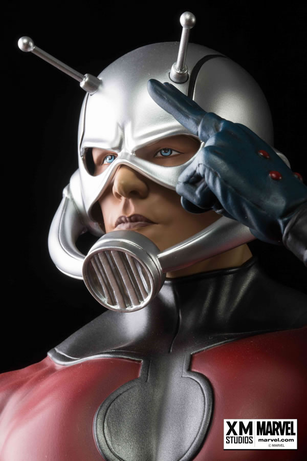 Premium Collectibles : Antman - Comics Version Xm-ant-man-premium-02