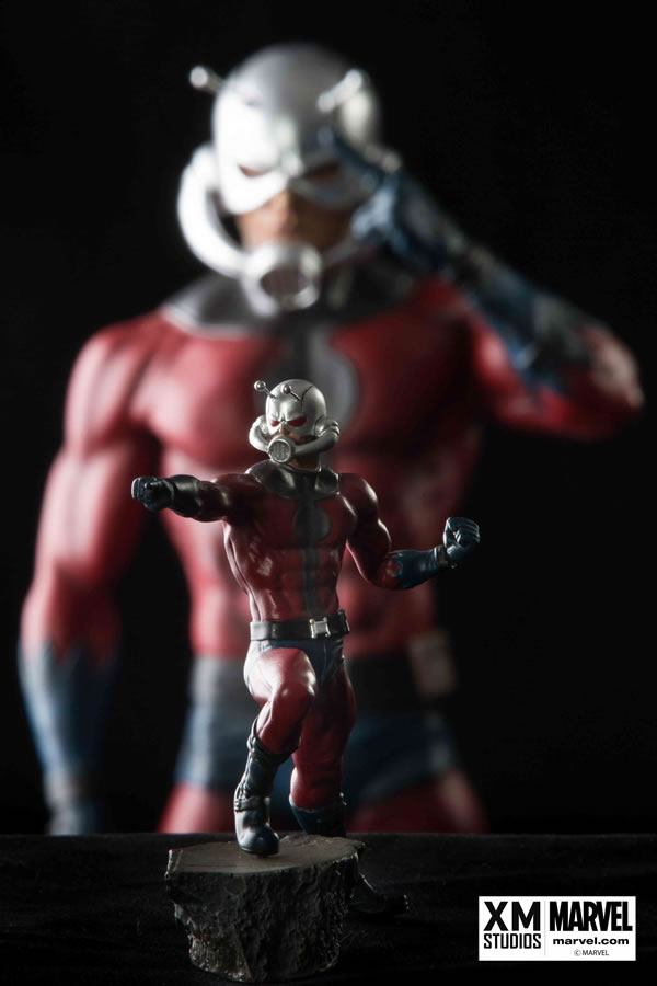 Premium Collectibles : Antman - Comics Version Xm-ant-man-premium-03