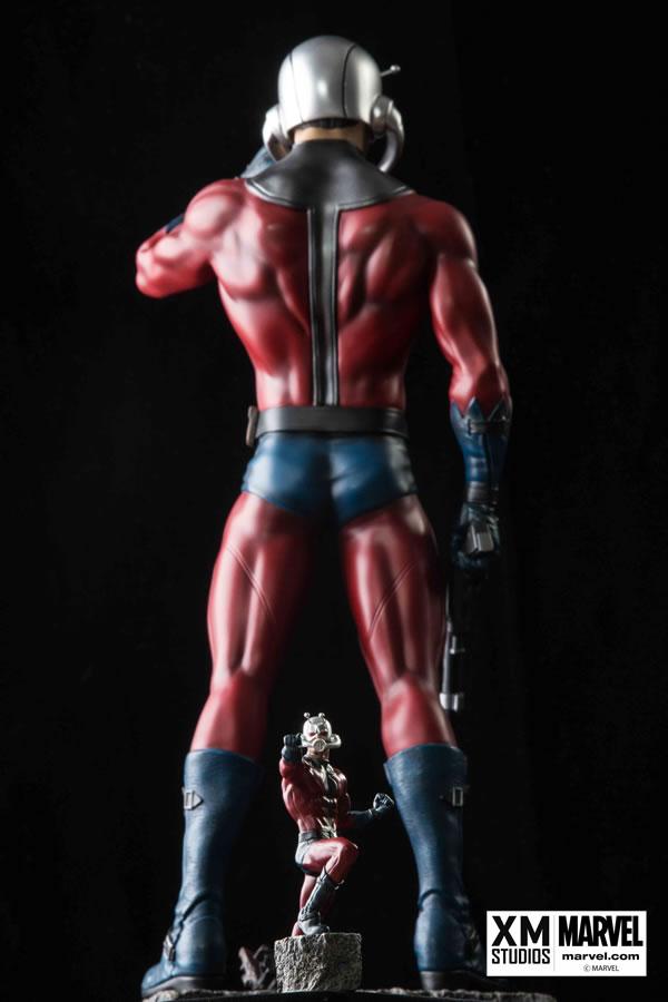 Premium Collectibles : Antman - Comics Version Xm-ant-man-premium-04