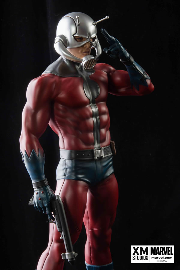 Premium Collectibles : Antman - Comics Version Xm-ant-man-premium-05