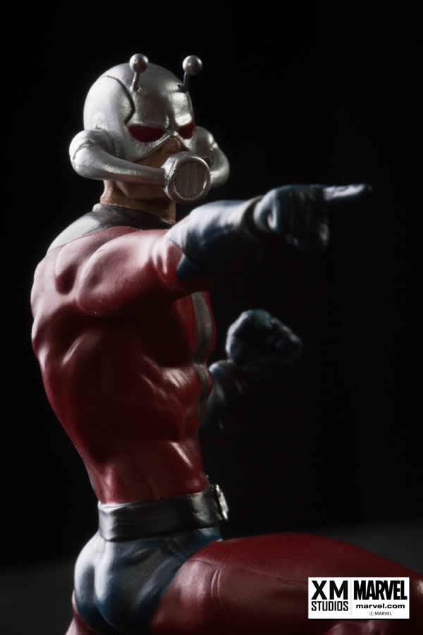 Premium Collectibles : Antman - Comics Version Xm-ant-man-premium-09