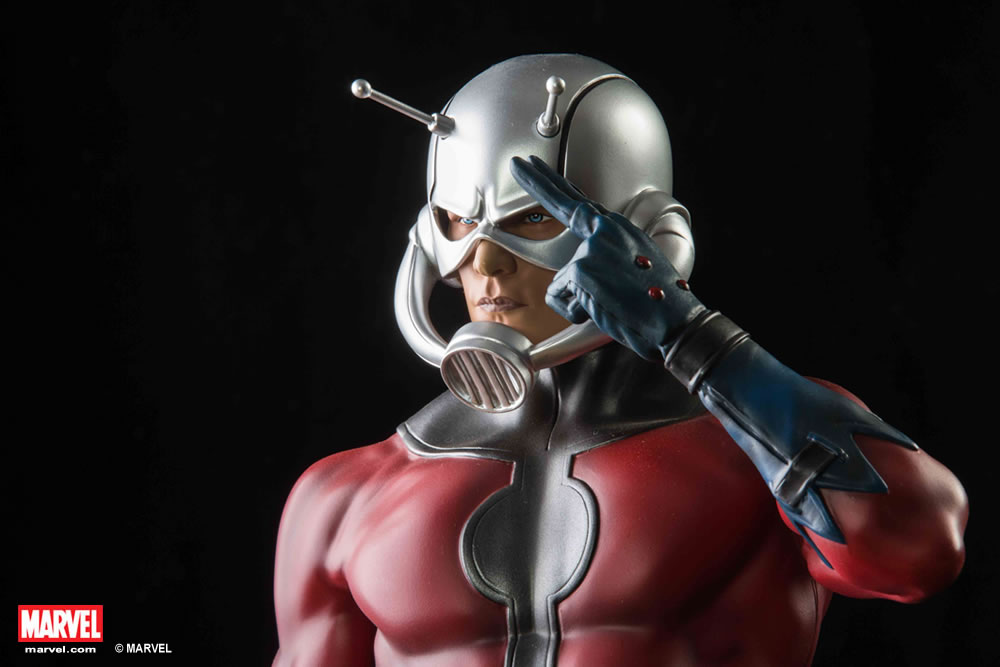 Premium Collectibles : Antman - Comics Version Xm-ant-man-premium-11