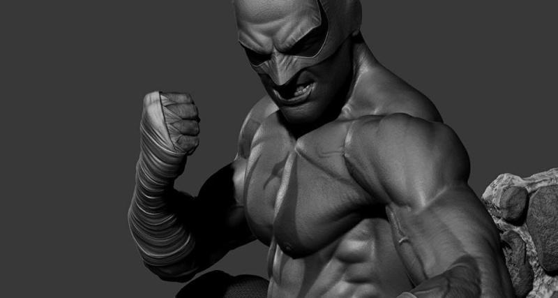 Premium Collectibles : Iron Fist Image_1472723545