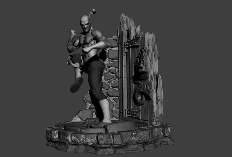 Premium Collectibles : Iron Fist Image_1472729461
