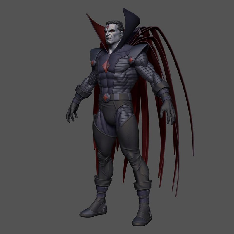Premium Collectibles : Mr Sinister** Image_1472741172