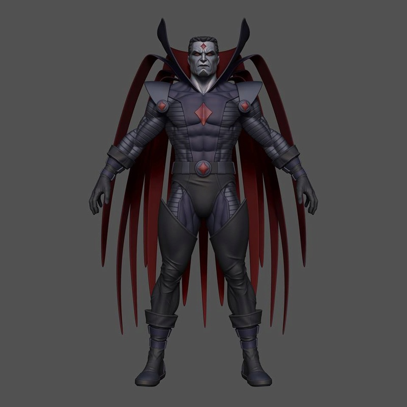 Premium Collectibles : Mr Sinister** Image_1472741223