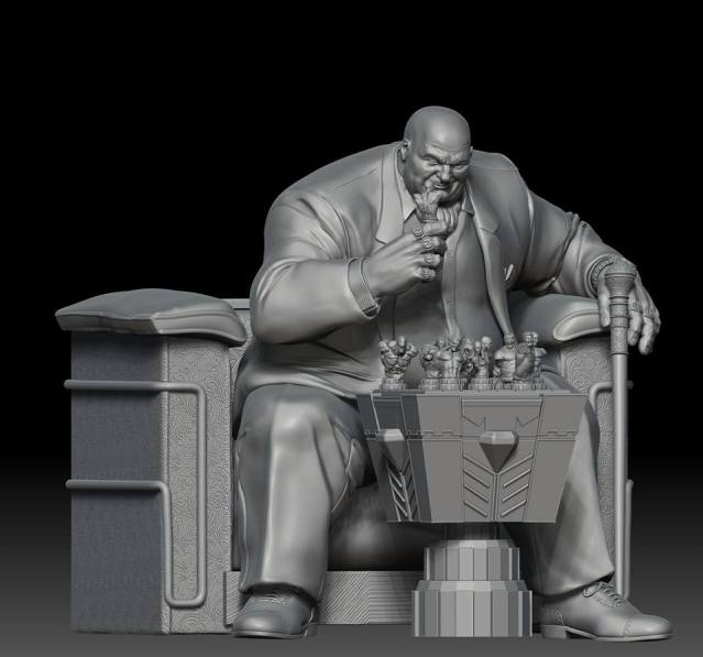 Premium Collectibles : Kingpin Kingpin_03