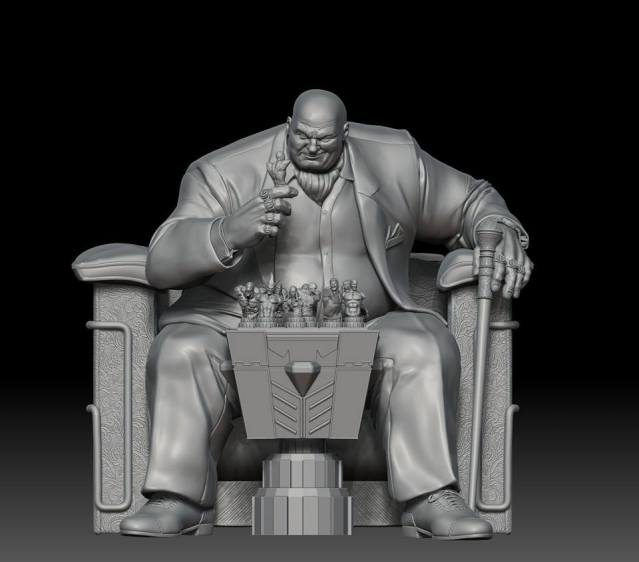 Premium Collectibles : Kingpin Kingpin_04
