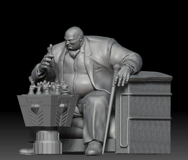 Premium Collectibles : Kingpin Kingpin_05