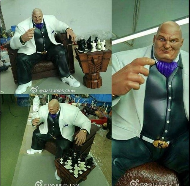 Premium Collectibles : Kingpin Kingpin_07