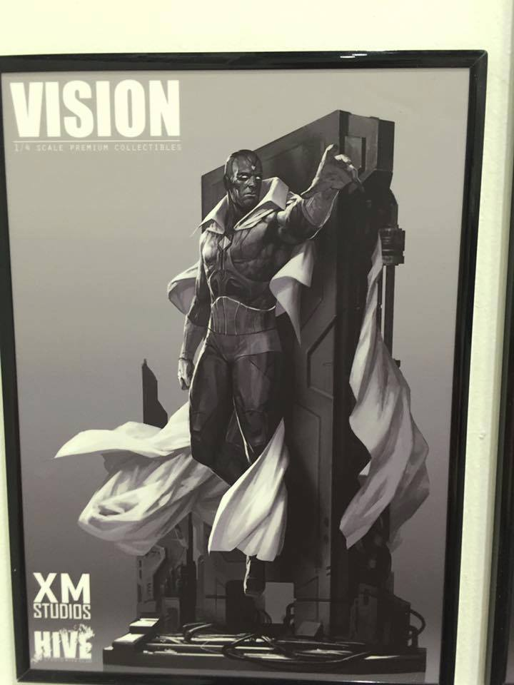 Premium Collectibles : Vision** Vision_01