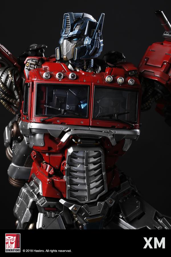 Premium Collectibles : Transformers - Optimus Prime (G1) XM-optimus-premium-03