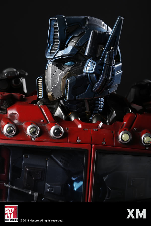 Premium Collectibles : Transformers - Optimus Prime (G1) XM-optimus-premium-07