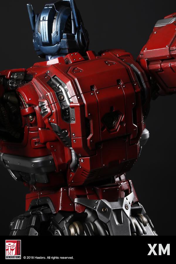 Premium Collectibles : Transformers - Optimus Prime (G1) XM-optimus-premium-14
