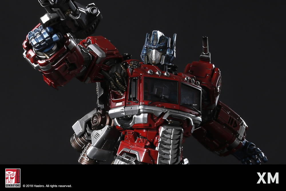 Premium Collectibles : Transformers - Optimus Prime (G1) XM-optimus-premium-16