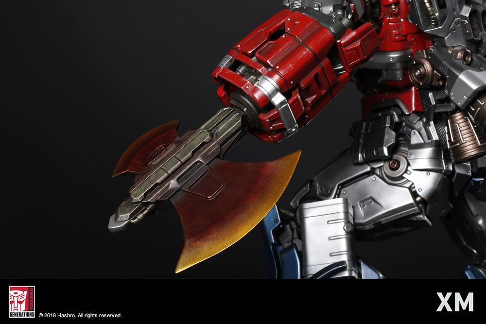 Premium Collectibles : Transformers - Optimus Prime (G1) XM-optimus-premium-20