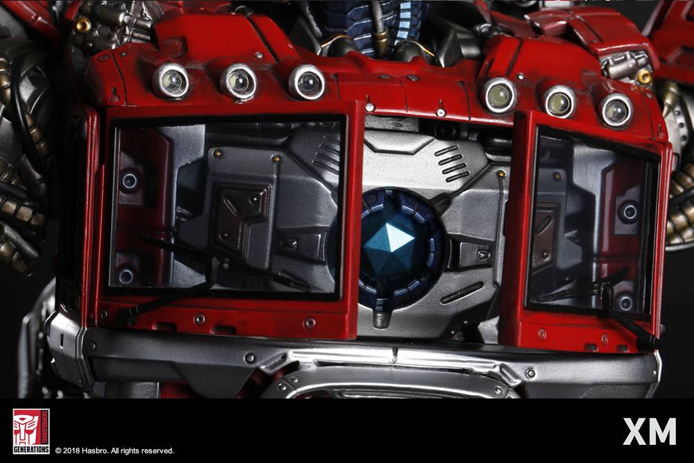 Premium Collectibles : Transformers - Optimus Prime (G1) XM-optimus-premium-21
