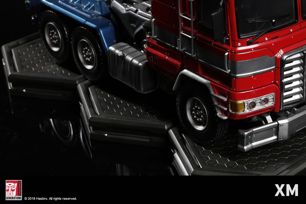Premium Collectibles : Transformers - Optimus Prime (G1) XM-optimus-premium-25