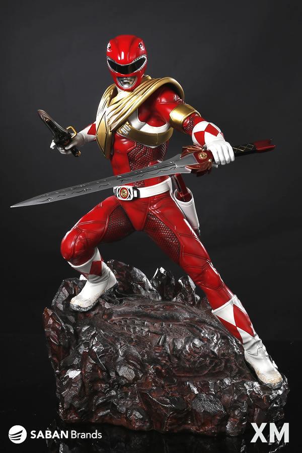 Premium Collectibles : Power Ranger Red XM-power-ranger-red-premium-02
